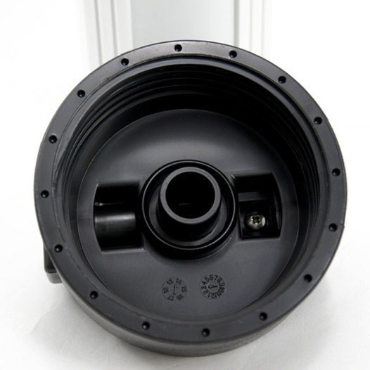10 Inch Double O Ring Water Filter Housing Black White |sole Aqua