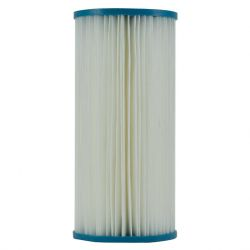 Pleated Polyester Big Blue 10 inch Sediment Filter Cartridge