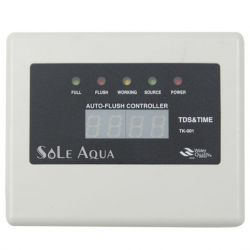Automatic Flush Controller with TDS Meter