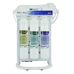 Quick Change Direct Flow 400GPD RO Drinking System (without storage tank)