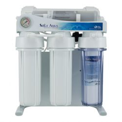 Direct Flow RO 5-Stage Drinking Water Filter System