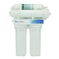 4-Stage Reverse Osmosis Drinking Water Filter System (without Booster Pump)