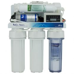 5-Stage Reverse Osmosis Drinking Water Filter System (With Control Box)