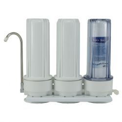 3 stage Counter Top Water Filtration System