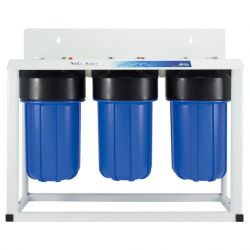 3-Stages 10-inch Big Blue Whole House Water Filtration System